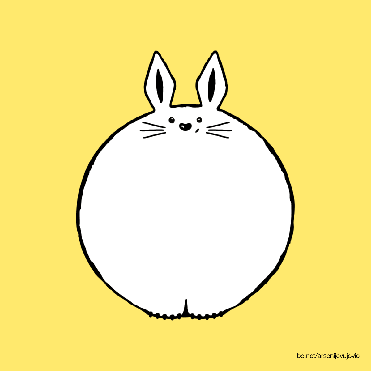 animation rabbit rabbits