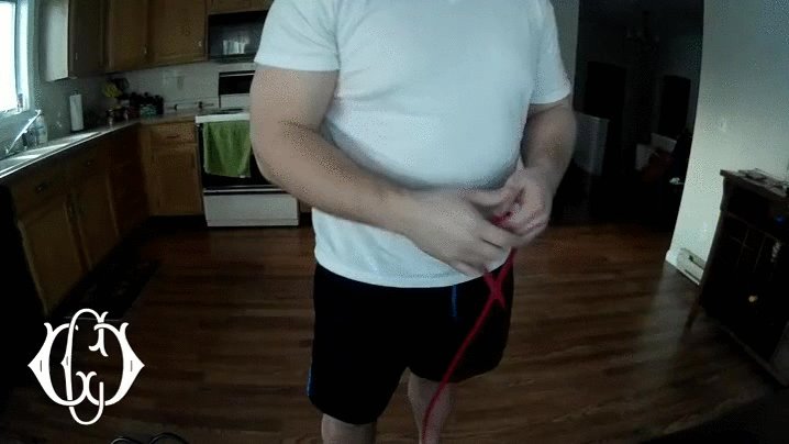 trick rope piece