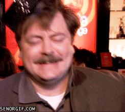 cheezburger drunk ron swanson