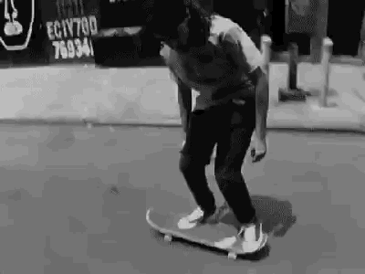 trick skateboard smooth