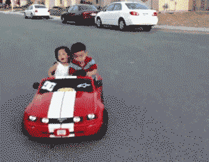 kids drift