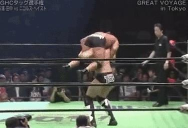 death pro wrestling driver