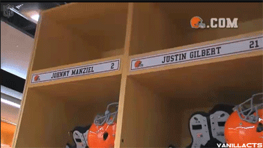 cleveland browns johnny manziel justin gilbert
