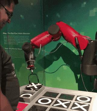 robot toe tac