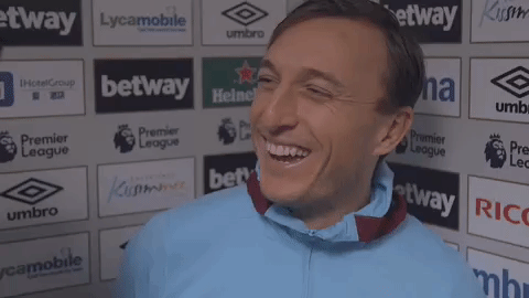 west ham united funny laugh noble
