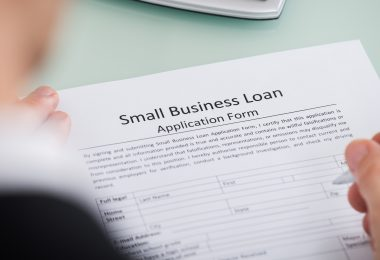 applying for a small business loan