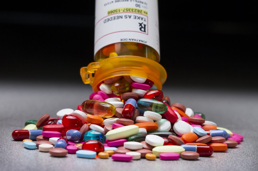 side effects of prescription drugs