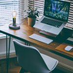 Home-Based Business Workspace