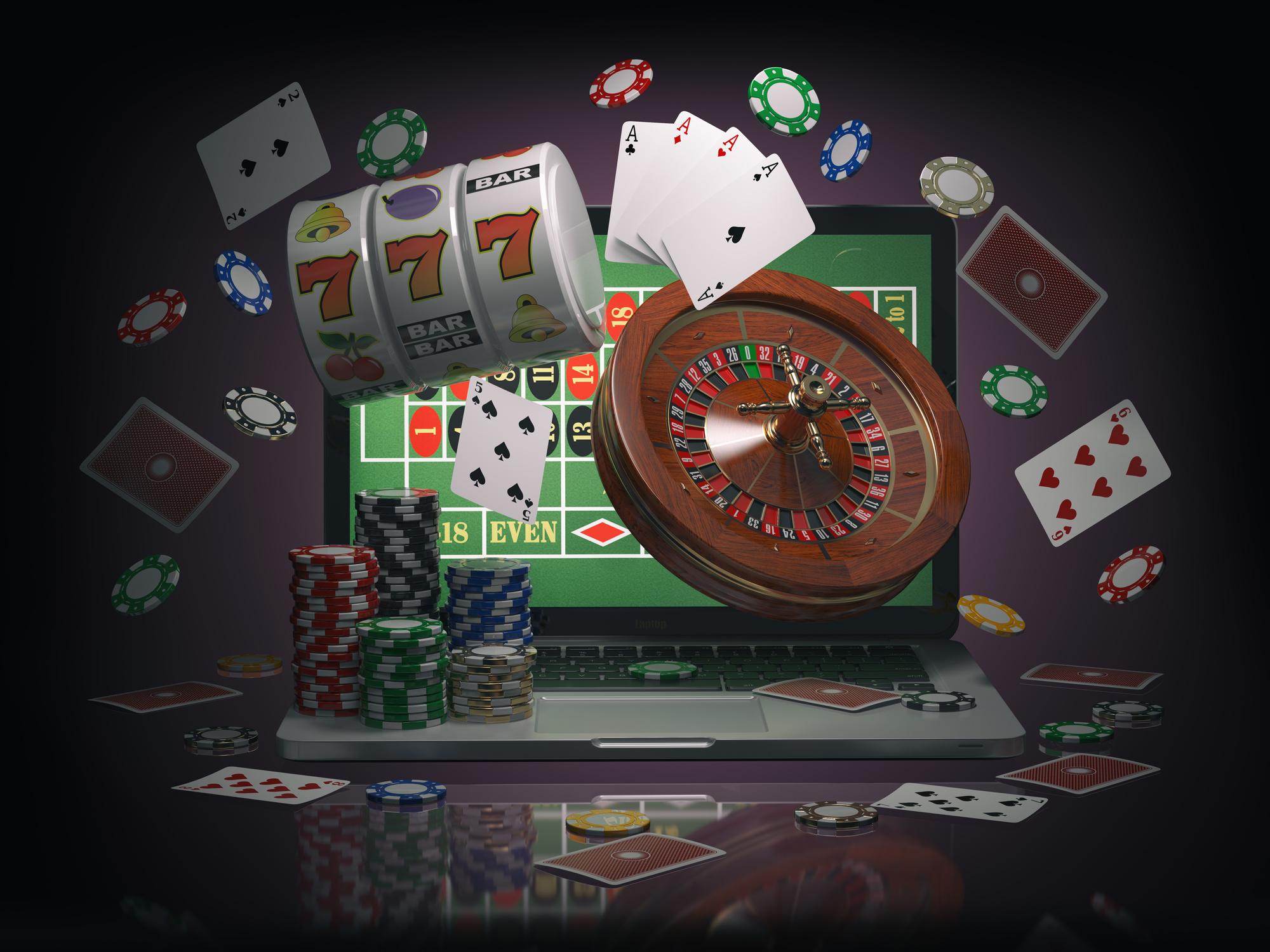 Gambling Business Visualized