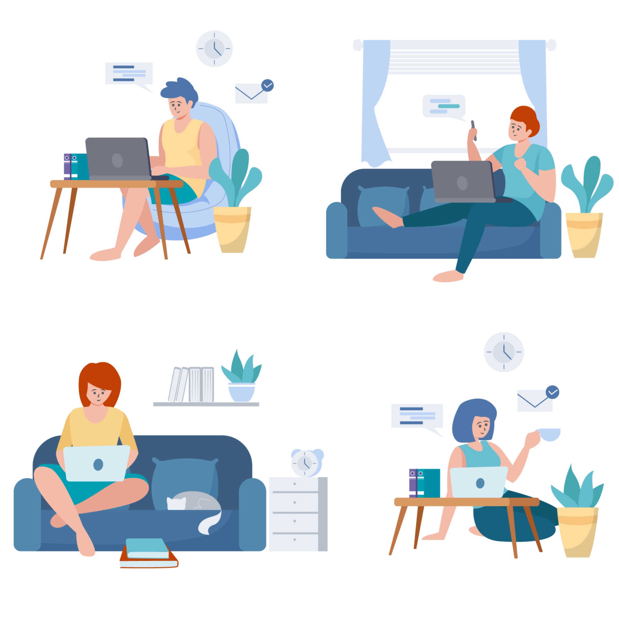 Paying for Remote Working Space for Employees